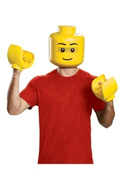 Adult Mask and Hands Kit LEGO