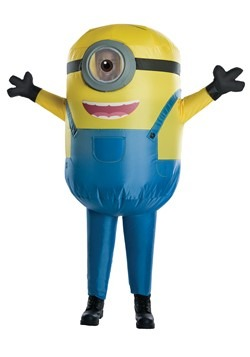 Minion Inflatable Child Costume