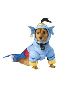Aladdin Genie Costume for Dogs
