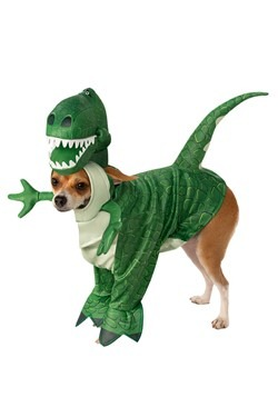 Dog Costume Toy Story Rex