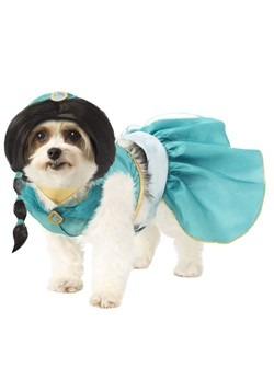 Dog Costume Jasmine Aladdin
