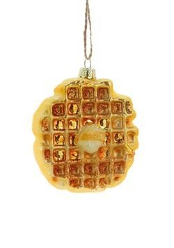 Waffle Ornament