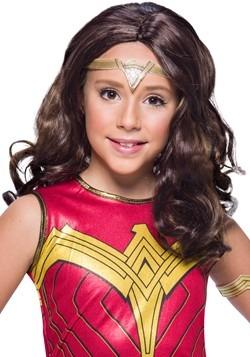 Childrens Wonder Woman Wig