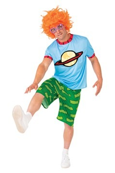 Rugrats Chuckie Adult Costume