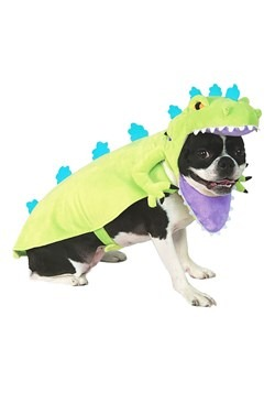 Rugrats Reptar Family Pet Costume
