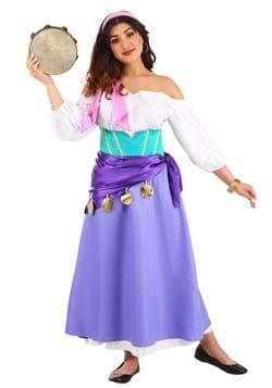 Women's Hunchback of Notre Dame Esmeralda Costume