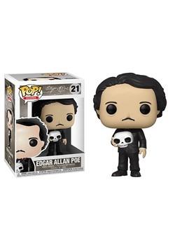 POP Icons: Edgar Allan Poe w/ Skull