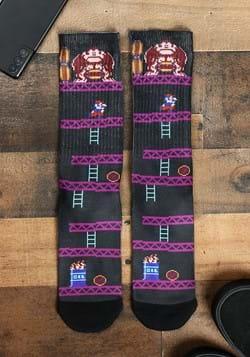 Donkey Kong Unisex Sublimated Socks Main