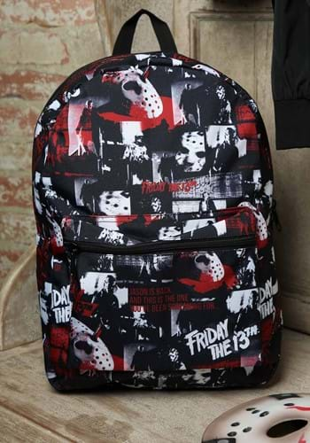 Friday the 13th AOP Sublimated Backpack