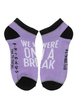 Friends 5 Pack Ankle Socks Alt 3