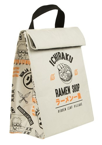 Naruto Insulated Lunch Sack