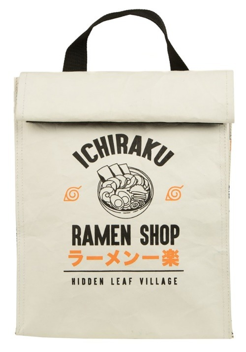 Naruto Insulated Lunch Sack Alt 2