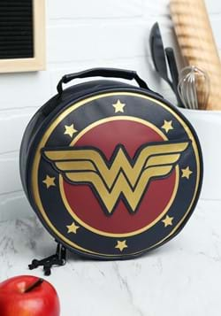 Wonder Woman Crest Lunch Box-updated