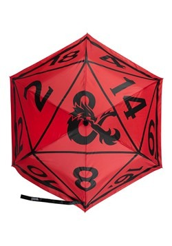 Dungeons & Dragons Dice Umbrella
