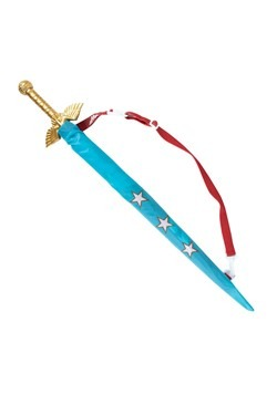 Wonder Woman Sword Handle Full Size Umbrella Alt 1