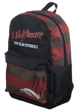 Nightmare on Elm Street Mix Block Claw Backpack Alt 1