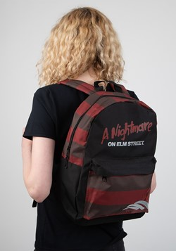 Nightmare on Elm Street Mix Block Claw Backpack Alt 3