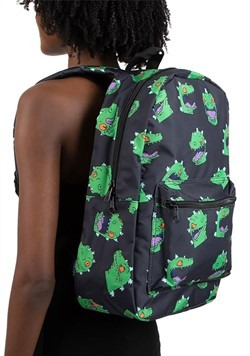 Reptar Expressions Sublimated Backpack Alt 1