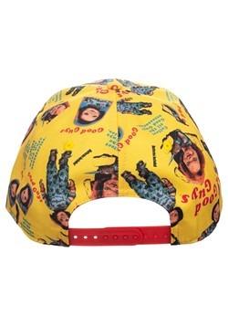 Chucky All Over Print Hat Alt 1