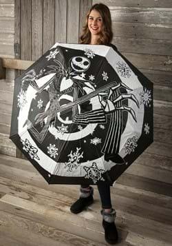 Jack Skellington Snowflake Color-Changing Umbrella-Update