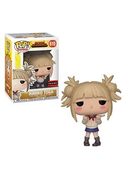 My Hero Academia Himiko Toga Pop! Vinyl Figure - Exclusive1