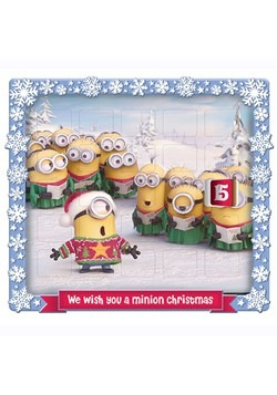 Despicable Me Minion Advent Calendar