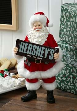 Hershey Santa Claus Tablepiece