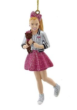 JoJo Siwa Blow Mold Figure Ornament