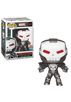 Pop Marvel Punisher War Machine Vinyl Figure Exclusive