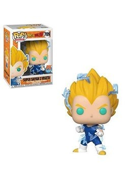 Dragon Ball Super Saiyan 2 Vegeta Pop Vinyl Figure