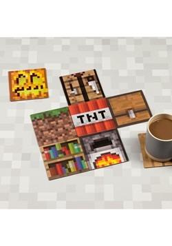 Minecraft Block Coasters Alt 1