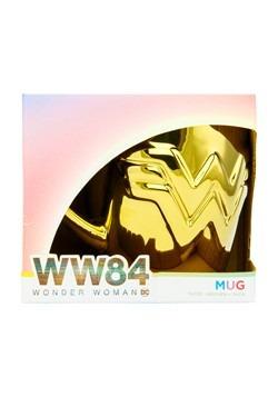 Wonder Woman 1984 Gold Logo Mug Alt 1