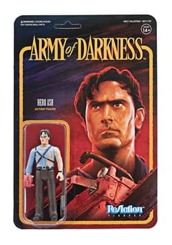 Reaction Army of Darkness Ash w/ Chainsaw Action F