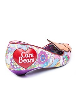 Irregular Choice Care Bears Sharing is Caring Flats2