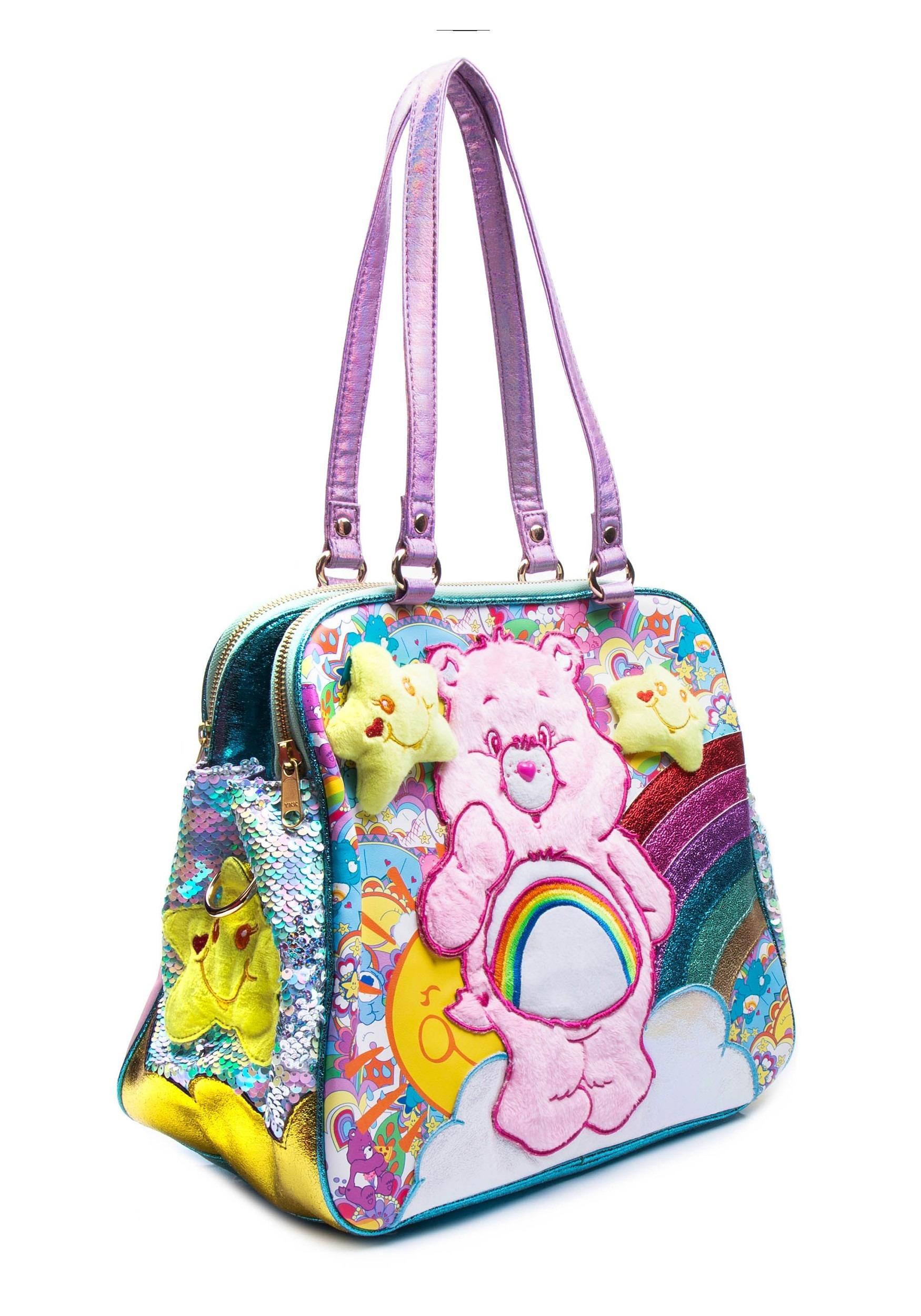 Care Bears Irregular Choice 100% Huggable Handbag