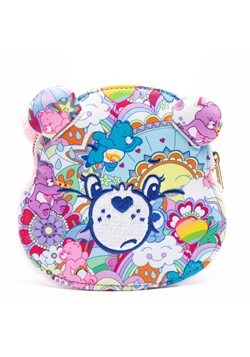 Irregular Choice Care Bears Oh Happy Day Pink Coin Purse2