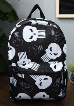 Marvel The Punisher Logo All-Over Print Backpack-1