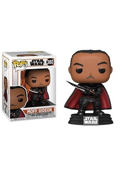 POP Star Wars: Mandalorian- Moff Gideon