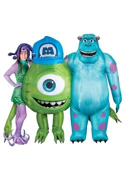 Women's Monsters Inc. Celia Costume