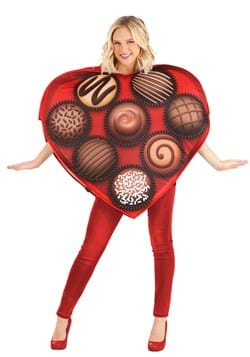 Box of Chocolates Heart Costume