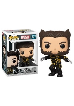 POP Marvel: X-Men 20th-WolverineInJacket