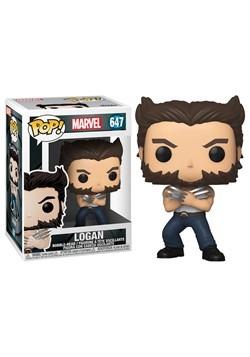 POP Marvel: X-Men 20th-WolverineInTanktop