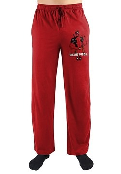 Adult Deadpool Sleep Pants