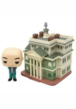 POP Towns Parks-Haunted Mansion W/Butler