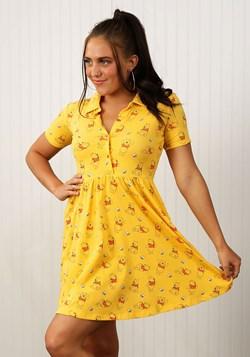 Winnie the Pooh Dress alt 3
