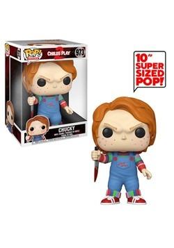 """POP Movies: Chucky- 10"""" Chucky"""