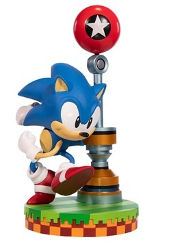 "Sonic the Hedgehog True Form 11"" PVC Statue"
