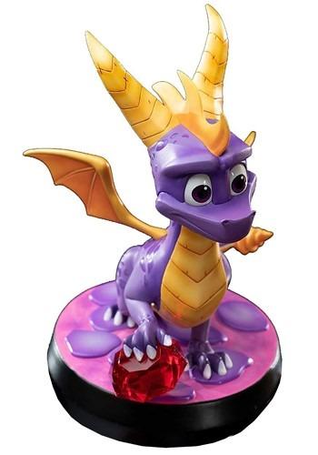 Spyro Statue