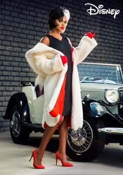 Women's Deluxe Cruella De Vil Costume