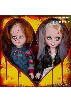 Living Dead Dolls Chucky & Tiffany Box Set Alt 2